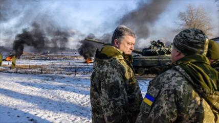 Ucrania pide a Alemania más ayuda militar ante la 'amenaza rusa'