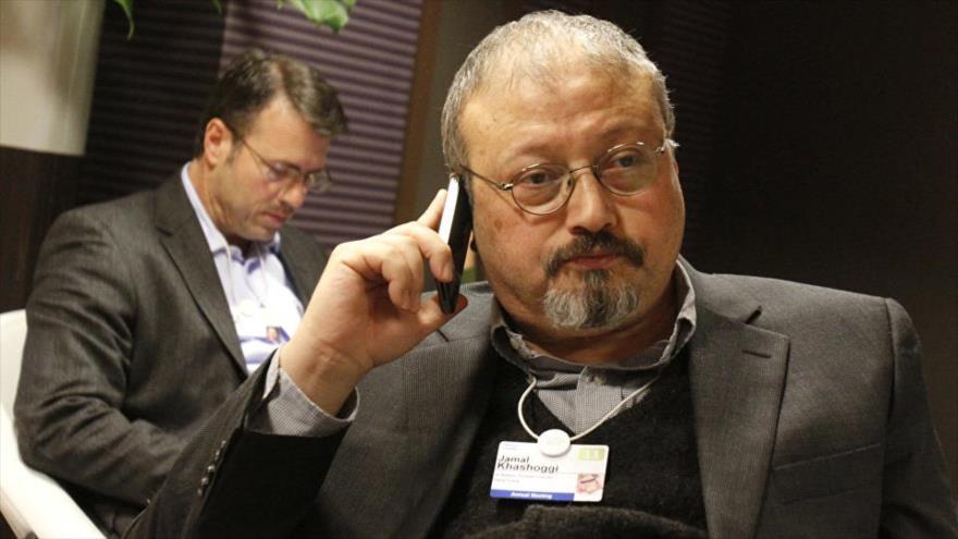 Khashoggi planeaba crear un movimiento opositor contra Riad