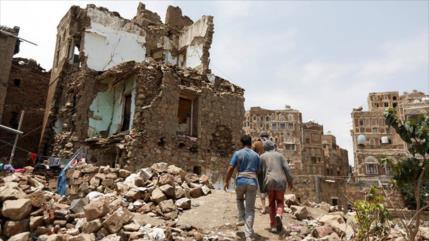 Irán apoya diálogos de Yemen y urge al fin de la agresión saudí
