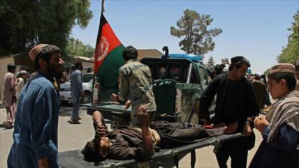 Masacre de civiles, el repetido serial de EEUU en Afganistán