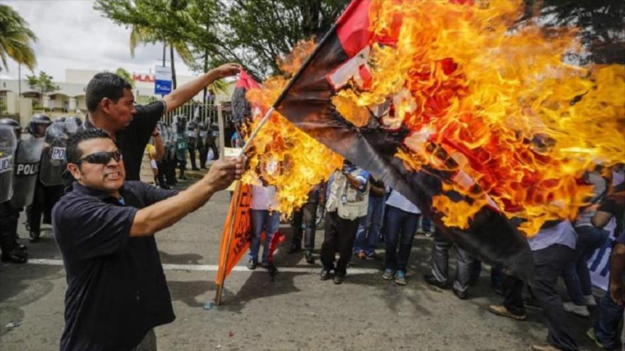 Opositores exigen a Ortega que libere a los 'presos políticos' | HISPANTV
