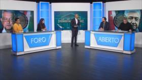 Foro Abierto; México: López Obrador asume la Presidencia