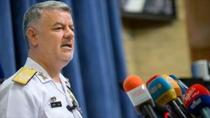 'Irán estará presente en el océano Atlántico en un futuro cercano'