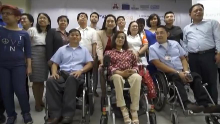 Se celebra el Día Internacional de las Personas con Discapacidad