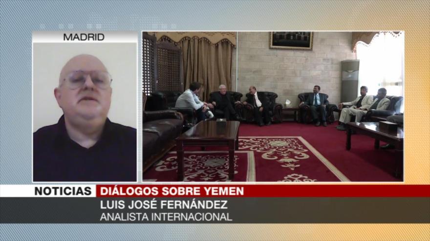 Fernández: EEUU ha perdido ya la fe en que Riad pueda ganar en Yemen
