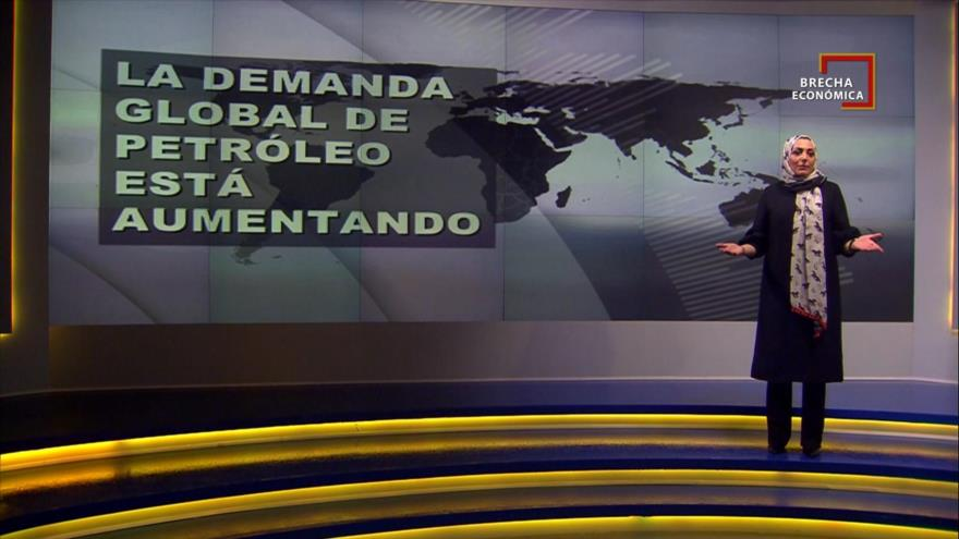 Brecha Económica: ¿Ha aumentado la demanda de petróleo?
