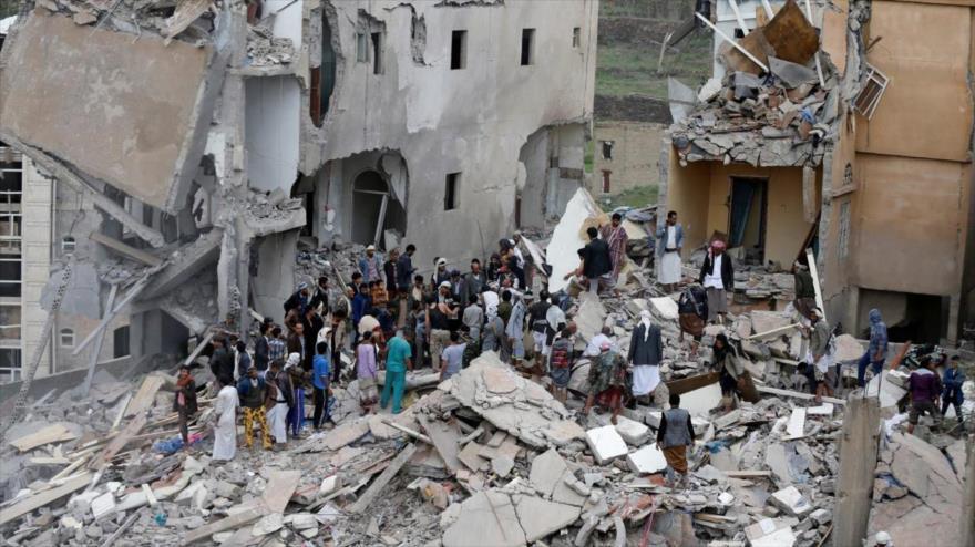Irán urge el cese de suministro de armas a los agresores de Yemen