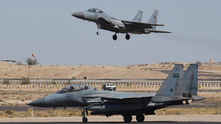 Arabia Saudí realizó el mayor número de ataques en Siria, tras EEUU