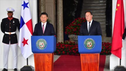 China se alía con Panamá para ampliar presencia en Latinoamérica