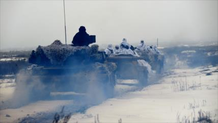 Ucrania da un paso más hacia la guerra con Rusia