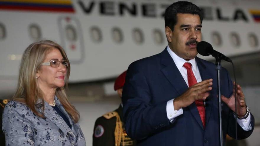 """Maduro viaja a Rusia para una reunión """"necesaria"""" con Putin"""