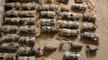 Yemen acusa a Arabia Saudí de seguir usando munición prohibida