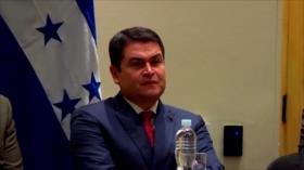 Diversos sectores hondureños piden la renuncia del presidente