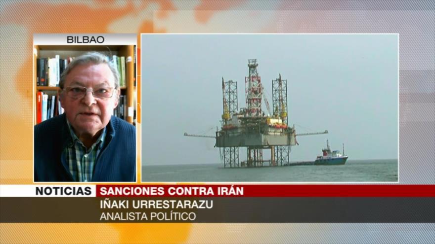 Urrestarazu: Ninguna potencia podría sustituir el petróleo iraní