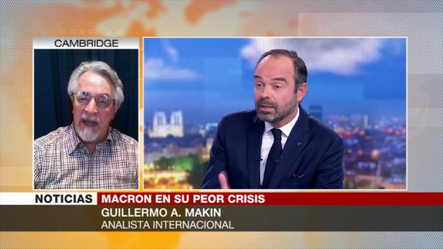 'Macron cedió ante protestas para no arriesgar otras reformas'