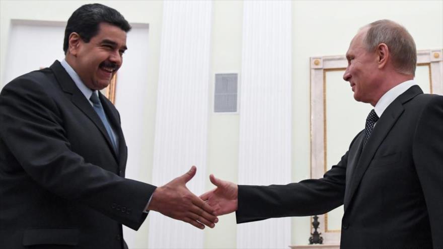 """Rusia: Cualquier presión externa sobre Venezuela """"es contraproducente"""""""