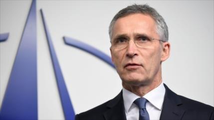 OTAN permanecerá en el mar Negro para ayudar a Ucrania ante Rusia
