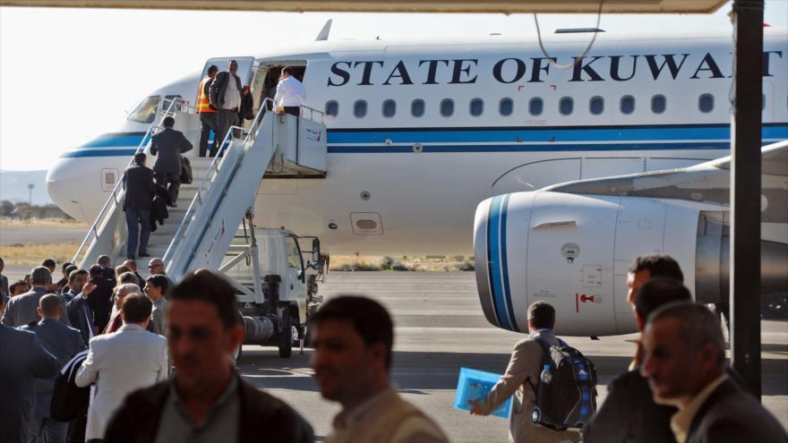 Delegación de Ansarolá viaja a Suecia para conversaciones de paz