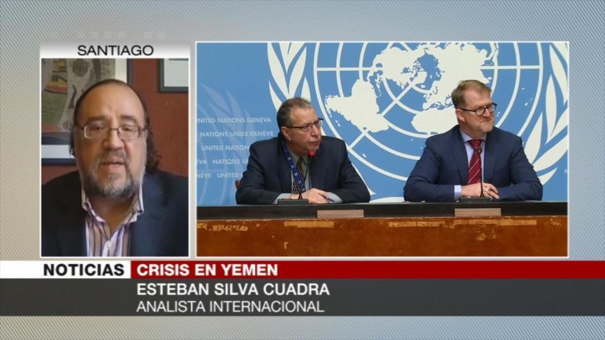 Silva Cuadra: Presión global posibilitaría fin de agresión saudí a Yemen
