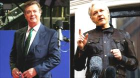 El presidente ecuatoriano deseaba entregar a Assange a EEUU