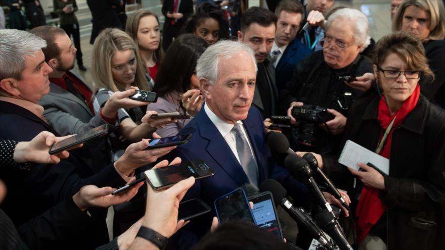 Senadores de EEUU: Bin Salman es cómplice de asesinato de Khashoggi