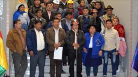 Convulsión social para frustrar la reelección de Evo Morales