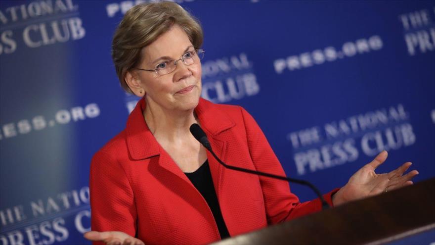 Senadora demócrata pide a Trump que EEUU retorne al pacto nuclear