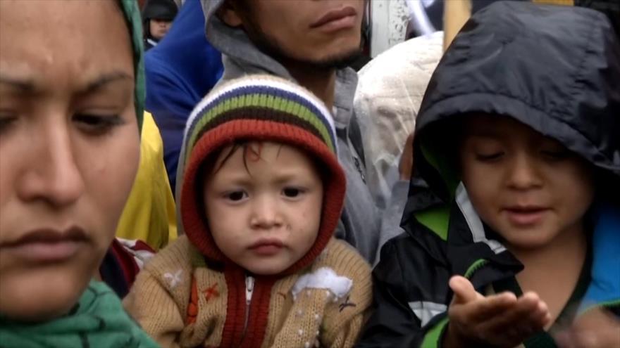 Detectan enfermedades en niños de migrantes en California