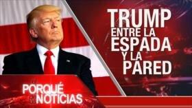 El Porqué de las Noticias: Irán reta a EEUU. Trump entre la espada y la pared. Crisis social en Francia