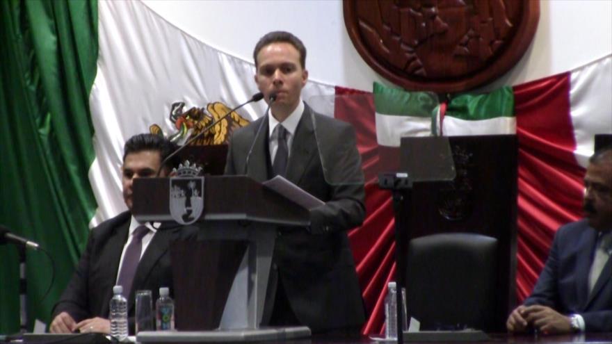 Chiapanecos piden juicio político para su gobernador