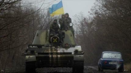 Donetsk: Ucrania prepara ataques químicos en zona de conflicto
