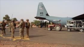 'EEUU posee una amplia red de bases militares en África'