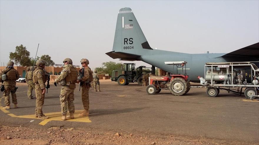 'EEUU posee una amplia red de bases militares en África' | HISPANTV