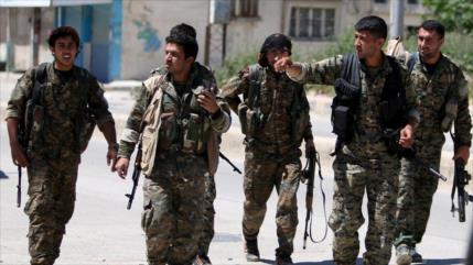 Rusia: EEUU busca crear un 'Estado independiente kurdo' en Siria