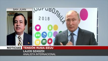 Szaszdi: Carrera armamentista entre Rusia y EEUU afectaría a Europa