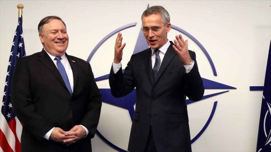 Stoltenberg acusa a Rusia de llevar años negando violaciones al INF