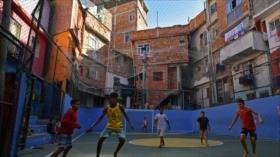 La pobreza en Brasil supera población total de España o Argentina