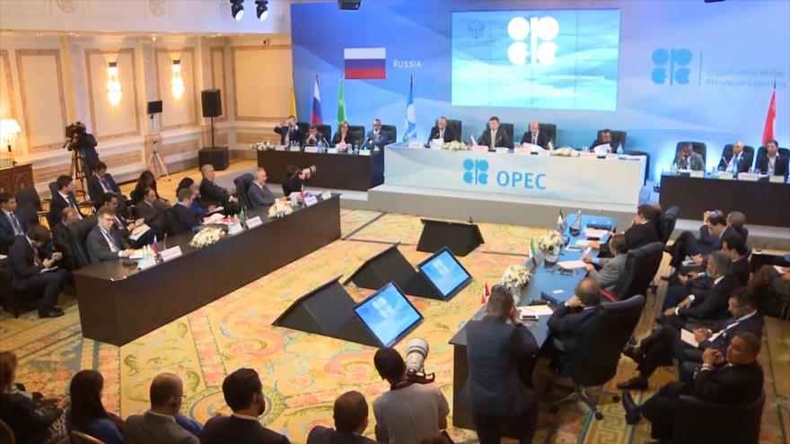 Ministros de Petróleo y Energía de OPEP se reúnen en Viena