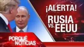 El Porqué de las Noticias: Tensión Rusia-EEUU. Precio del Petróleo. Maduro en Rusia