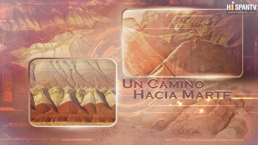 Un Camino Hacia Marte
