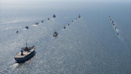 EEUU enviará buque al mar Negro en apoyo a Ucrania frente a Rusia