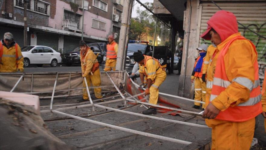 México, último sitio en ingresos salariales de la OCDE.