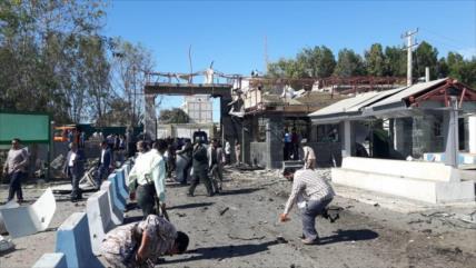 Ataque terrorista en Chabahar de Irán deja 2 muertos y 40 heridos