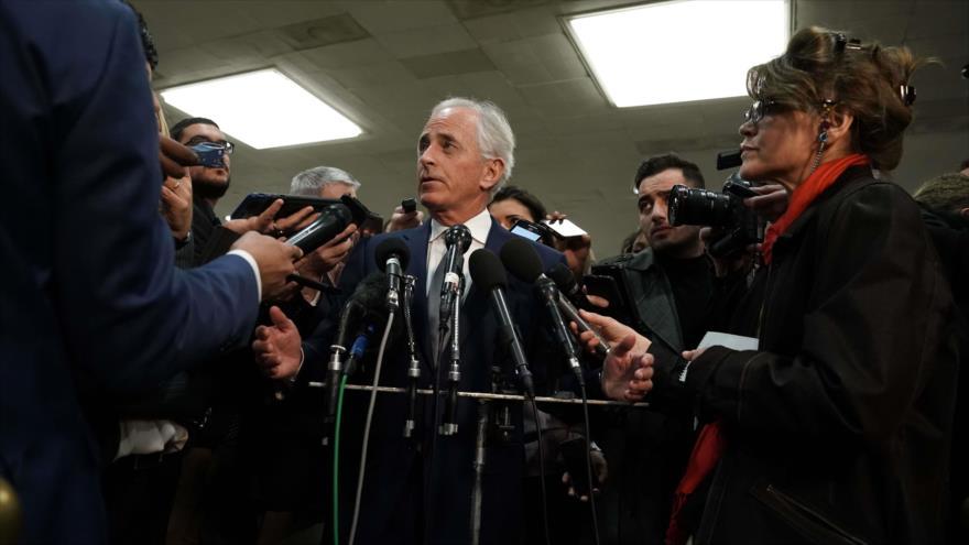Senadores de EEUU presentan resolución contra príncipe heredero saudí