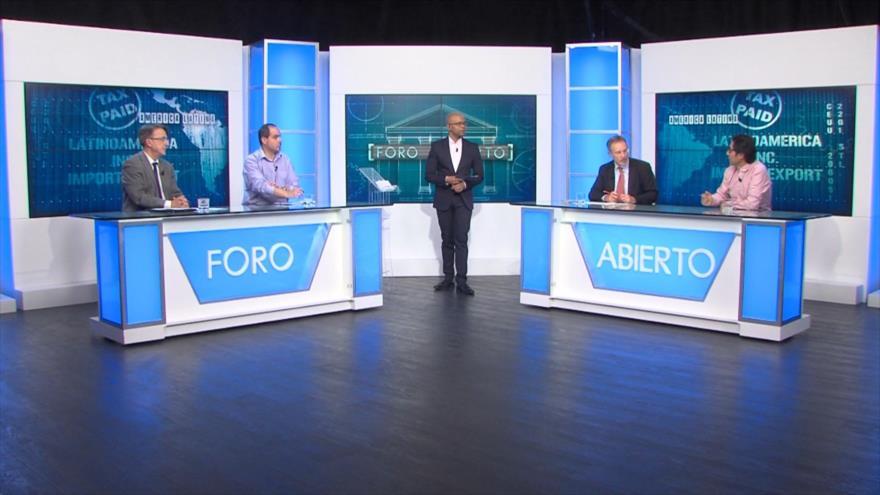 Foro Abierto; América Latina: 2018, exportaciones e importaciones