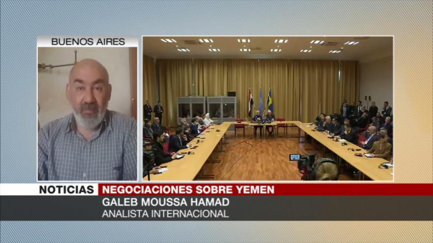 Hamad: ONU debe presionar a Riad para que cese su agresión a Yemen