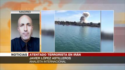 Astilleros: Terroristas pretenden dañar la economía de Irán