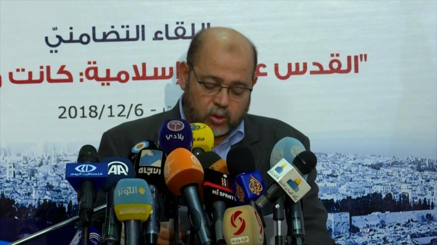 El Líbano: Encuentro palestino-libanés por Jerusalén-Al-Quds