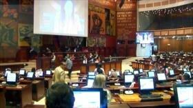 Ecuador se queda sin vicepresidente, urge nombrar uno nuevo
