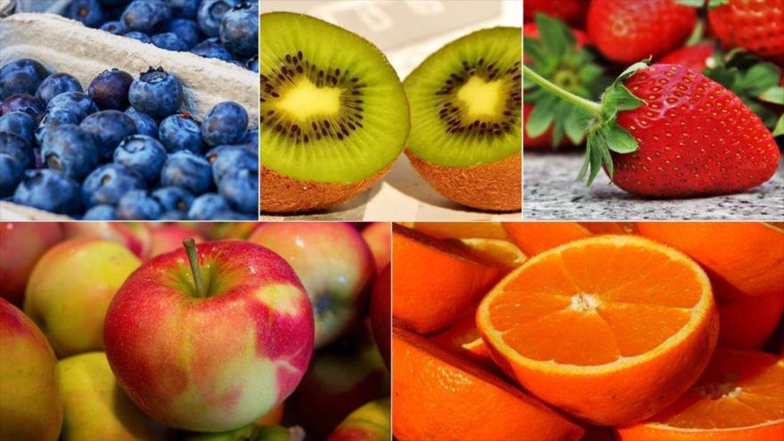 Las cinco frutas que pueden beneficiar al ser humano con más vitaminas que otras. frutas.